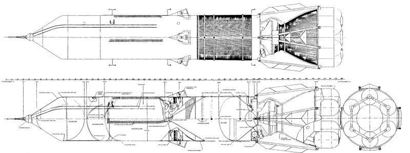 Sea Dragon schematics